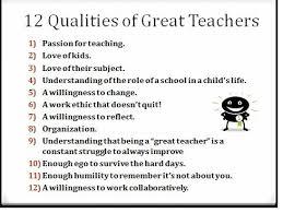 what makes a good teacher essays what makes a good teacher