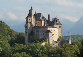 Burg Menthon Saint Bernard Wikipedia