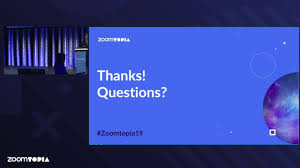 The Zoom Introducing The Zoom Rooms Native Control Systems Management