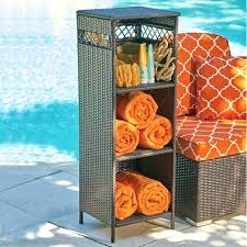 spa towel storage. Towel Spa Storage
