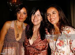 Director Nadia Conners, Polly Cohen, President Warner Independant... News  Photo - Getty Images