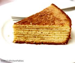 Exotic Rich Cake Or Indonesian Layered Cake Kitchenfables
