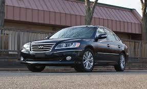 2011 Hyundai Azera Limited Road Test – Review – Car and Driver