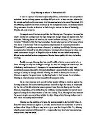 fahrenheit characters essay assignment essay writing topics character analysis from ray bradbury s