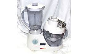blender and food processor combo. Ronson Blender \u0026 Food Processor Combo And S