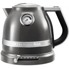 kitchenaid jug kettle. kitchenaid 5kek1522bms artisan kettle 1.5l medallion silver kitchenaid jug m