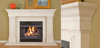 hayden stone fireplace mantel manteldirect within fireplace mantel surround kit plan
