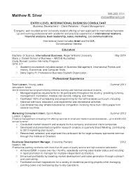 Examples Of High School Student Resume Adorable Good College Resume Examples Sample Resume For High School Students