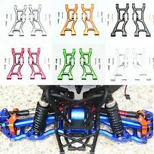 <b>1 Pair Aluminum Alloy</b> Upgrade Front Upper Arm For LOSI 1/10 ...