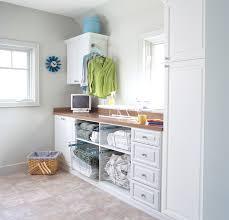 Laundry Room Storage, Pelham, NY contemporary-laundry-room