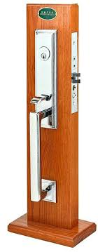 modern front door handlesDesign Front Door Locks Modern Front Door Locksets Modern Entry