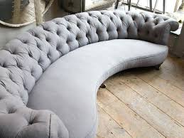 astonishing curved couch curved grey sofa in from curved couch revit family
