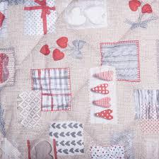 Trapunta tirolese in cotone cortina cose di casa un mondo di