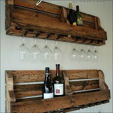 build wine glass rack 13 free diy wine rack plans you can build today