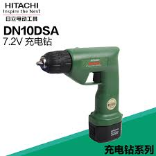 hitachi cordless drill. hitachi rechargeable drill dn10dsa 7.2v hand multifunctional home electric screwdriver cordless s