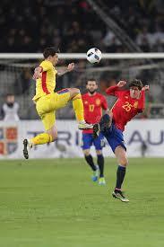 Bogdan stancu shots an average of 0.29 goals per game in club competitions. Sergi Roberto And Bogdan Stancu Editorial Image Image Of Euro Carnicer 68999395