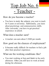 why do you want to be a teacher essay why do you want to be a the top jobs in five different european countries a booklet teacher how do you become a