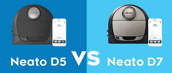 Neato D5 Vs D7 Connected Whats The Best Neato For You