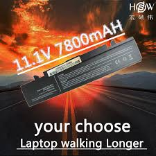 <b>HSW 9cells Laptop Battery</b> for SAMSUNG R580 R540 R530 R429 ...