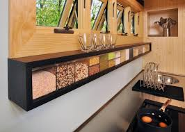 Kitchen Counter Storage 6 Smart Storage Ideas From Tiny House Dwellers Hgtv
