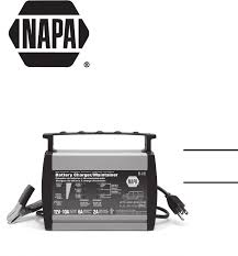 napa essentials battery charger 85 510 user guide manualsonline com model 85 510 professional battery charger maintainer
