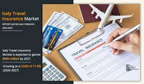 From valuable medical cover to vital cancellation cover, our single trip insurance policies ensure that you're protected financially against unexpected occurrences. Italy Travel Insurance Market Size Share Growth Analysis 2027