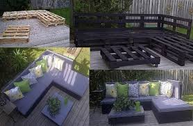 pallets furniture ideas. 30 creative pallet furniture diy ideas and projects u003e amazing outdoor pallets r
