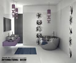 Bathroom Decor Tiles Bathroom Contemporary Bathroom Decorating Ideas Ceramic Tiles 2
