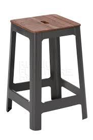 Sean Dix Bar Stool Grey  Reproduction  Online bar stools Australia