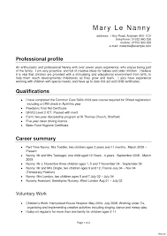 Professional Profile Resume Template Resume Profile Template Professional Profile Resume Template Resume 5
