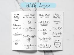 Calligraphy Fonts Ditto Swashes Calligraphy Font Angie Makes