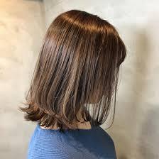 シークレットハイライト ヘアスタイル髪型簡単ヘアアレンジヘア