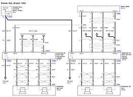 2000 ford mustang wiring diagram 93 mustang wiring harness diagram at 87 Mustang Wiring Diagram