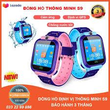 Shop bán Đồng Hồ Định Vị Trẻ Em GPS Smart Watch S9 Camera Và Nghe Gọi 2  Chiều.Đồng Hồ Thông Minh S9,Đồng Hồ Dành Cho Trẻ Em Đồng Hồ Điện Thoại Tiện