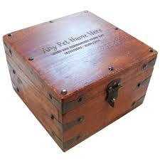dog ashes box. Exellent Dog Large Remembrance Wooden Pet Urn Cremation Ashes Dog Ash Box  Personalised By PutItOnWoodPIOW On Etsy And I