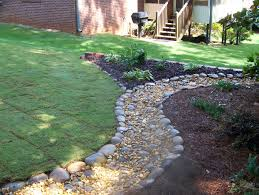 Rock Garden Layouts Beautiful River Rock Garden Ideas and Photos