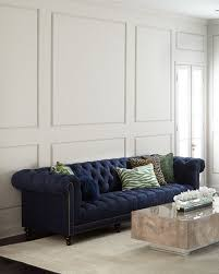 kniles tufted seat chesterfield sofa 119