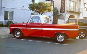THE STREET PEEP: 1965 Chevrolet C10 Shortbed Fleetside