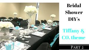 diy bridal shower centerpieces vases and serving trays dollar tree items you