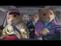 kia soul hamster. Delighful Hamster Party Rockers  Kia Soul Hamster Commercial With O