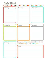 Free Family Calendar Template Best Planner Ideas On Household Binder ...