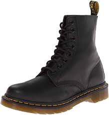 dr martens women s pascal leather black virginia 3 uk 5