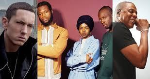 The Uks Official Biggest Rap Albums Of The Millennium