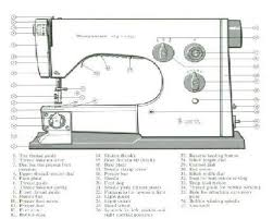 Viking Sewing Machine Parts