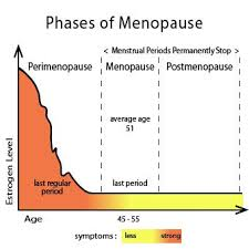 Menopause Hormone Levels Chart Menopause Treatment Signs Symptoms Age