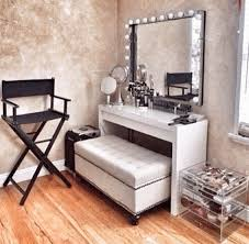 bathroom dressing room ideas grey polished marble flooring white vanity basin shaded track lights and makeup dressing room ideas d63 dressing