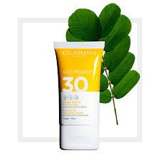 Dry <b>Touch</b> Facial Sun Care UVA/UVB 30 - <b>Clarins</b>