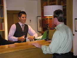 don t start with your rewards status before actually stating your name upon arrival at the front desk