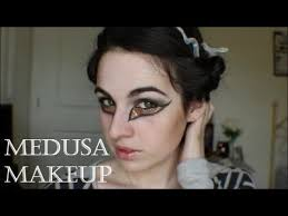medusa makeup tutorial