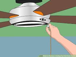 Ceiling Fan Pull Chain Broke Amazing How To Replace A Ceiling Fan Pull Chain Switch With Pictures